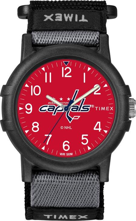 Washington Capitals Youth FastWrap Recruit Timex Watch
