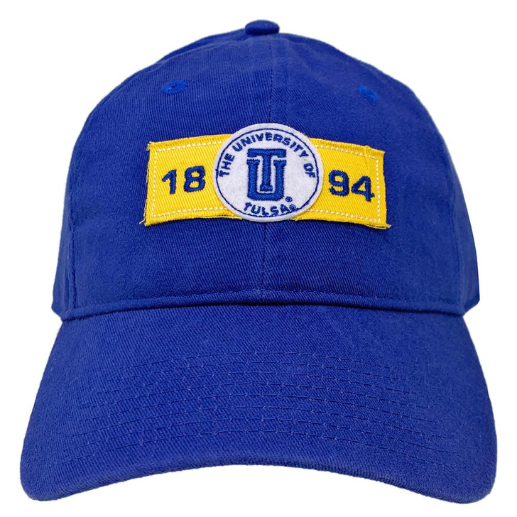 University of Tulsa Hat Classic Relaxed Twill Adjustable Cap