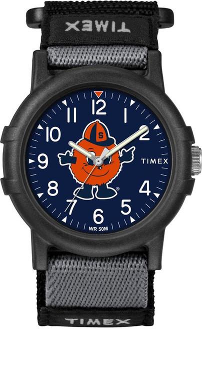 Syracuse University Youth FastWrap Recruit Timex Watch