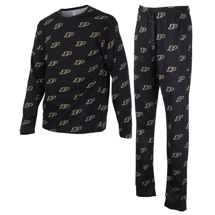 Mens Purdue University Matching PJs Family Matching Pajamas
