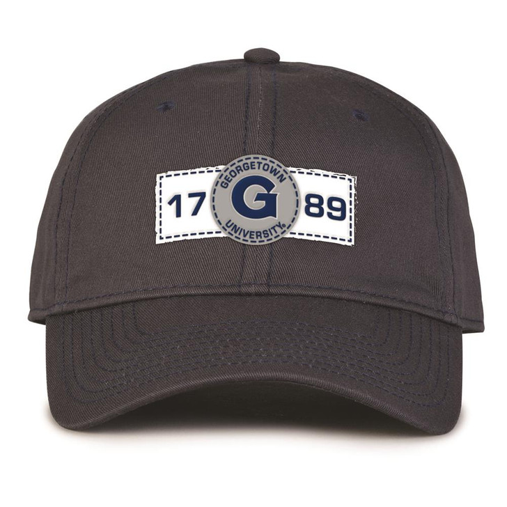 Georgetown University Hoyas Hat Classic Relaxed Twill Adjustable Cap
