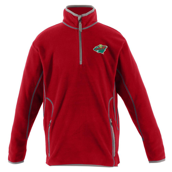 Minnesota Wild Youth Pullover Jacket