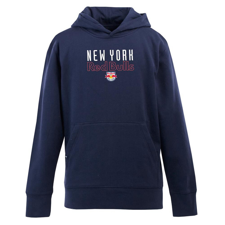 New York Red Bulls Youth Hoodie