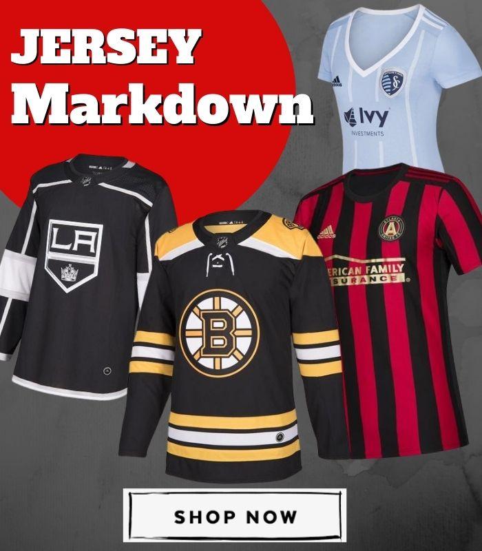 Shop MLS Jersey's On Sale