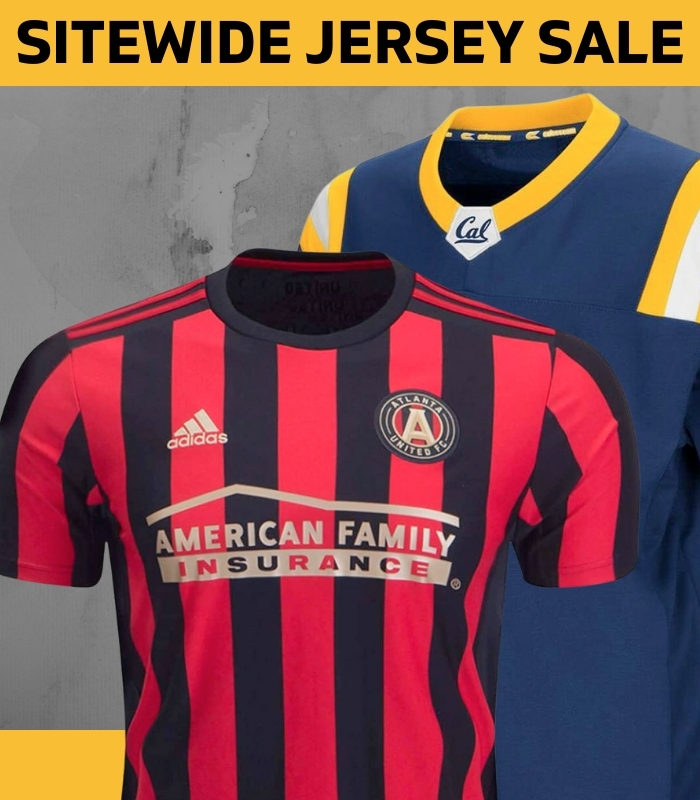 Shop MLS Jersey's On Sale
