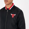 NEW ERA Chicago Bulls NBA Varsity Jacket [black]