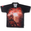 SAMURAI british army (ARU) Tommy Soldier Remembrance Rugby Shirt