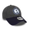 NEW ERA tottenham hotspur jersey crown 940 cap [grey/navy]