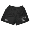 EGGCATCHER tortuga pirates performance training rugby shorts [black]