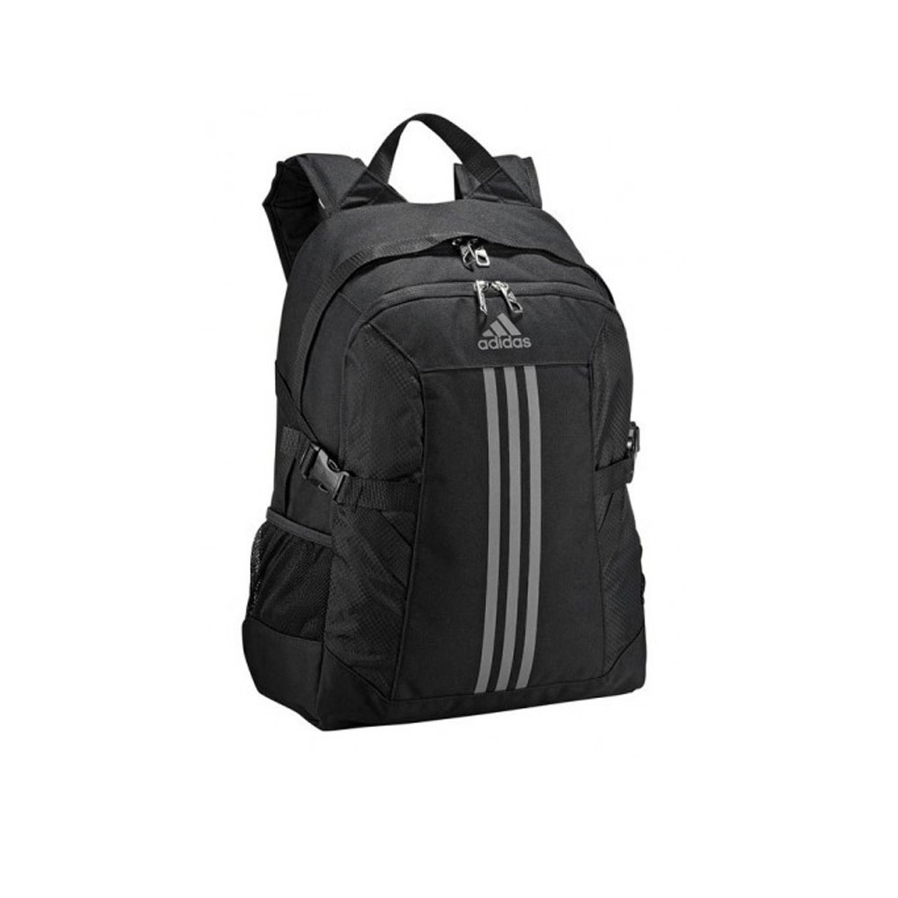 d71cfbe7d42 Adidas Power II Backpack (Black-silver)