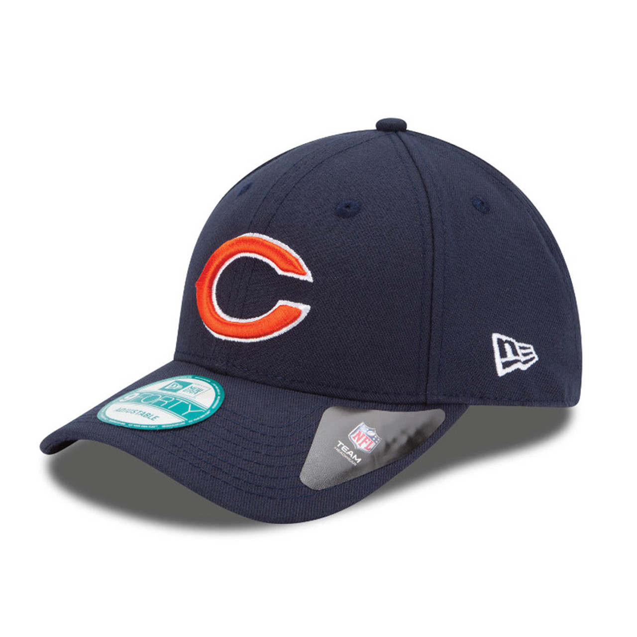 8b5a06acb3d NEW ERA chicago bears 9forty adjustable american football league cap