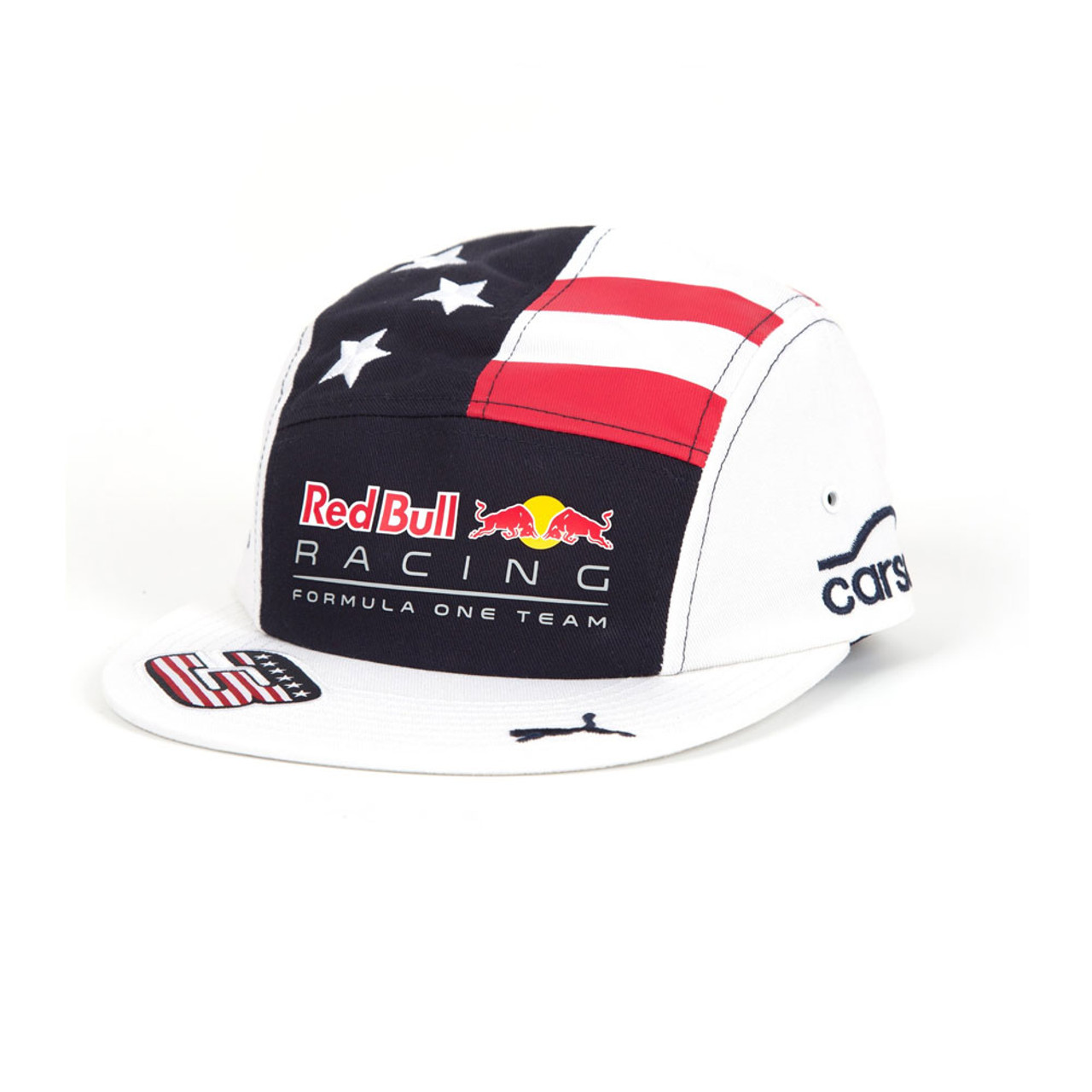 ebe134d26 PUMA red bull racing daniel ricciardo special edition cap [white]-One size  fits all