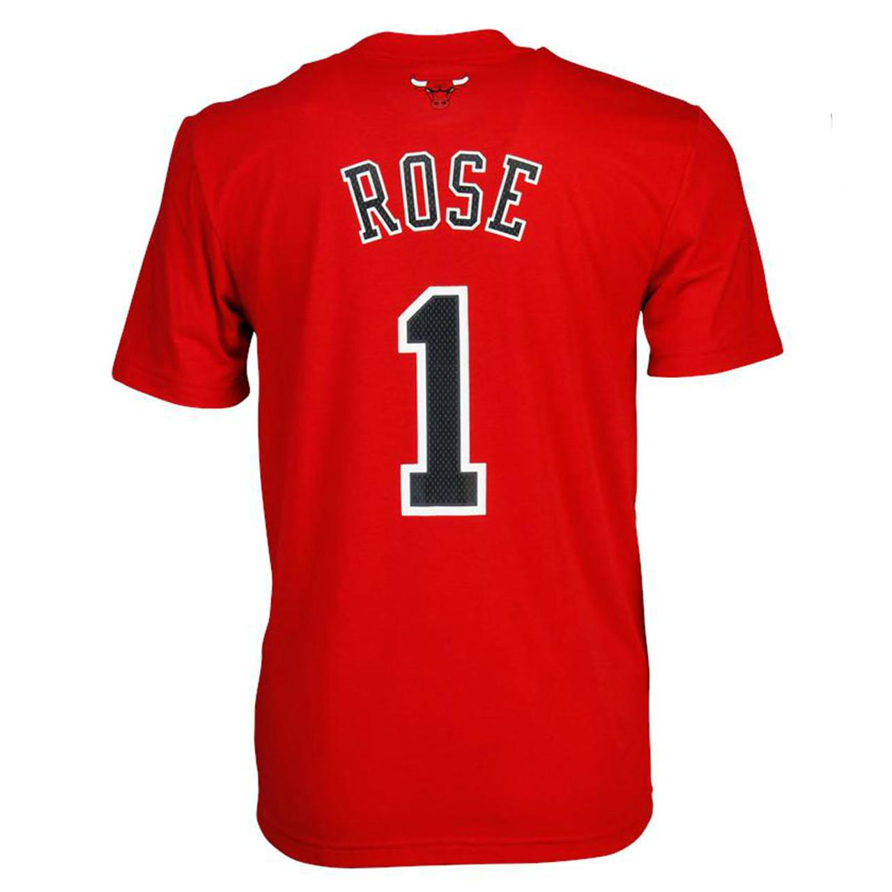 3a04612872c ADIDAS Mens Basketball Gametime Bulls T-shirt [Red]