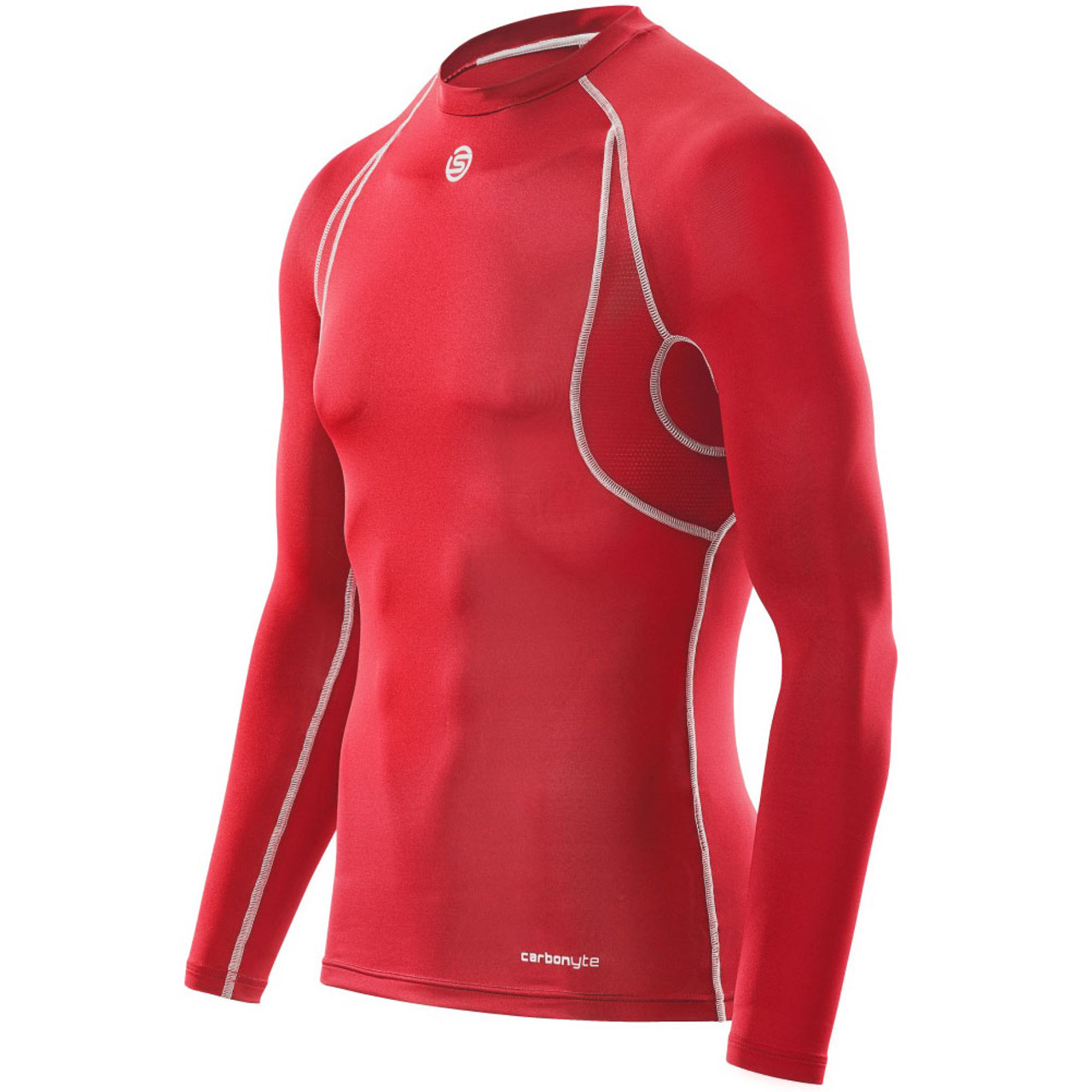 Canterbury Mens Cold Baselayer Turtle Neck Top CCC Thermal Long Sleeve New Rugby