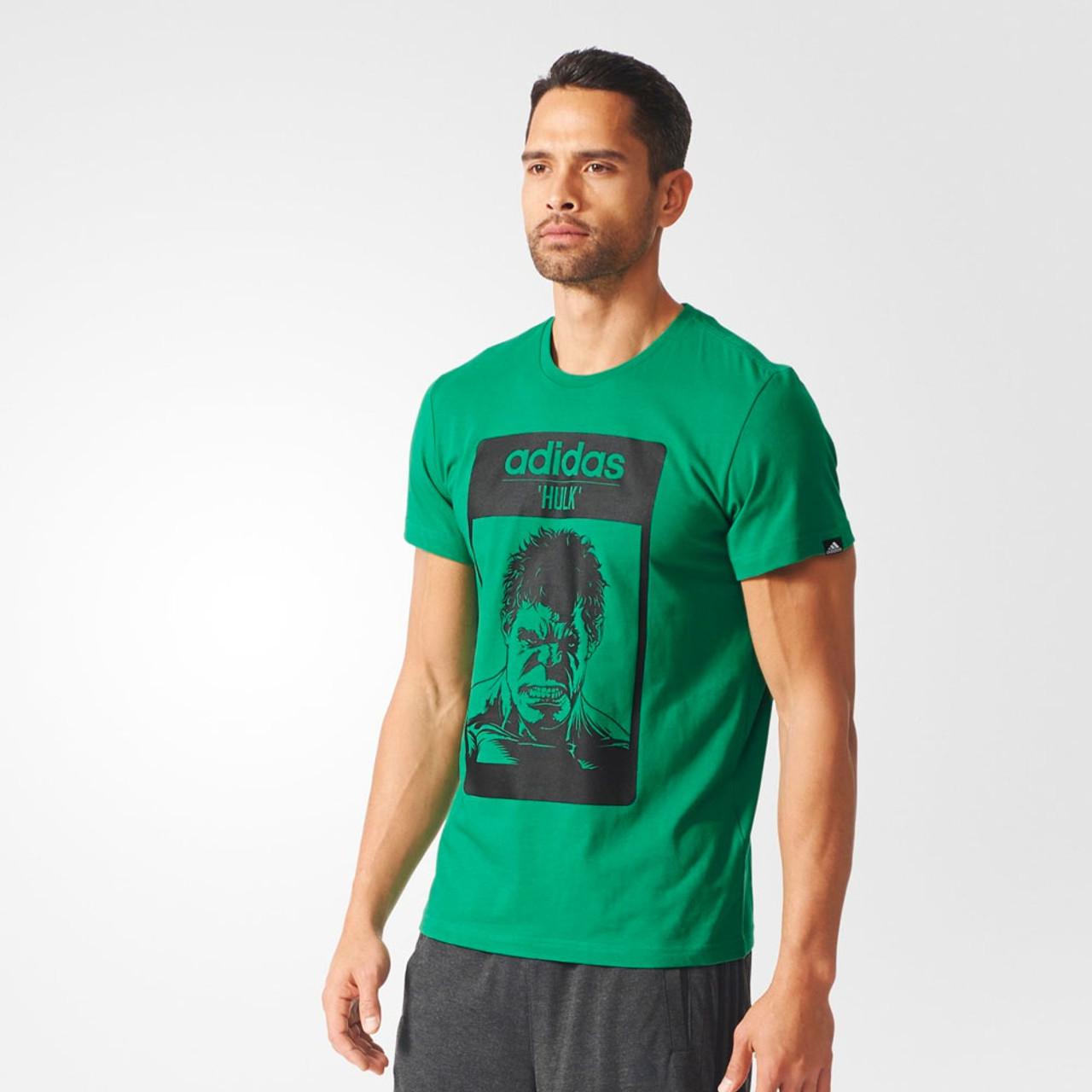 Adidas T Graphic T T Adidas Adidas Hulk Graphic Graphic Hulk Shirtgreen Shirtgreen Hulk H2WYeED9I