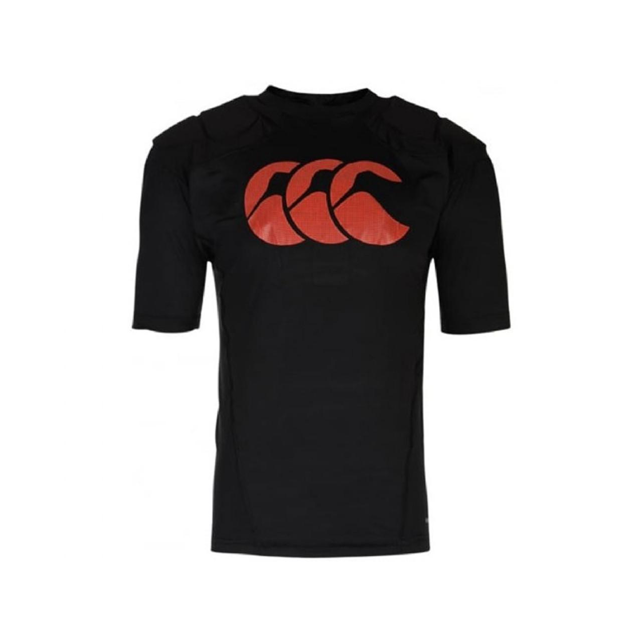 c69b2036c CCC vapodri raze vest rugby protective vest senior  black red