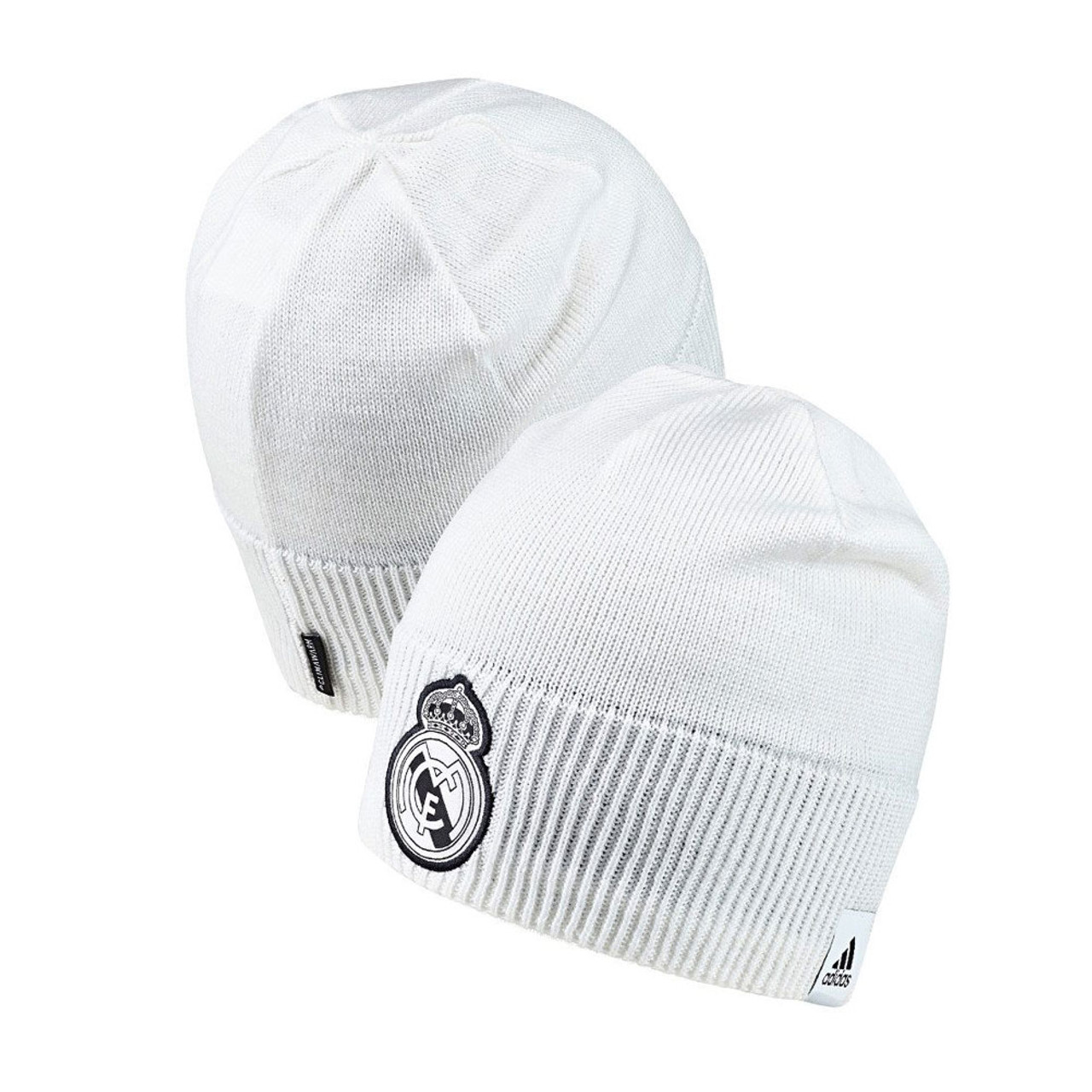 9f9b80bcd ADIDAS Real Madrid CL beanie hat [cream]