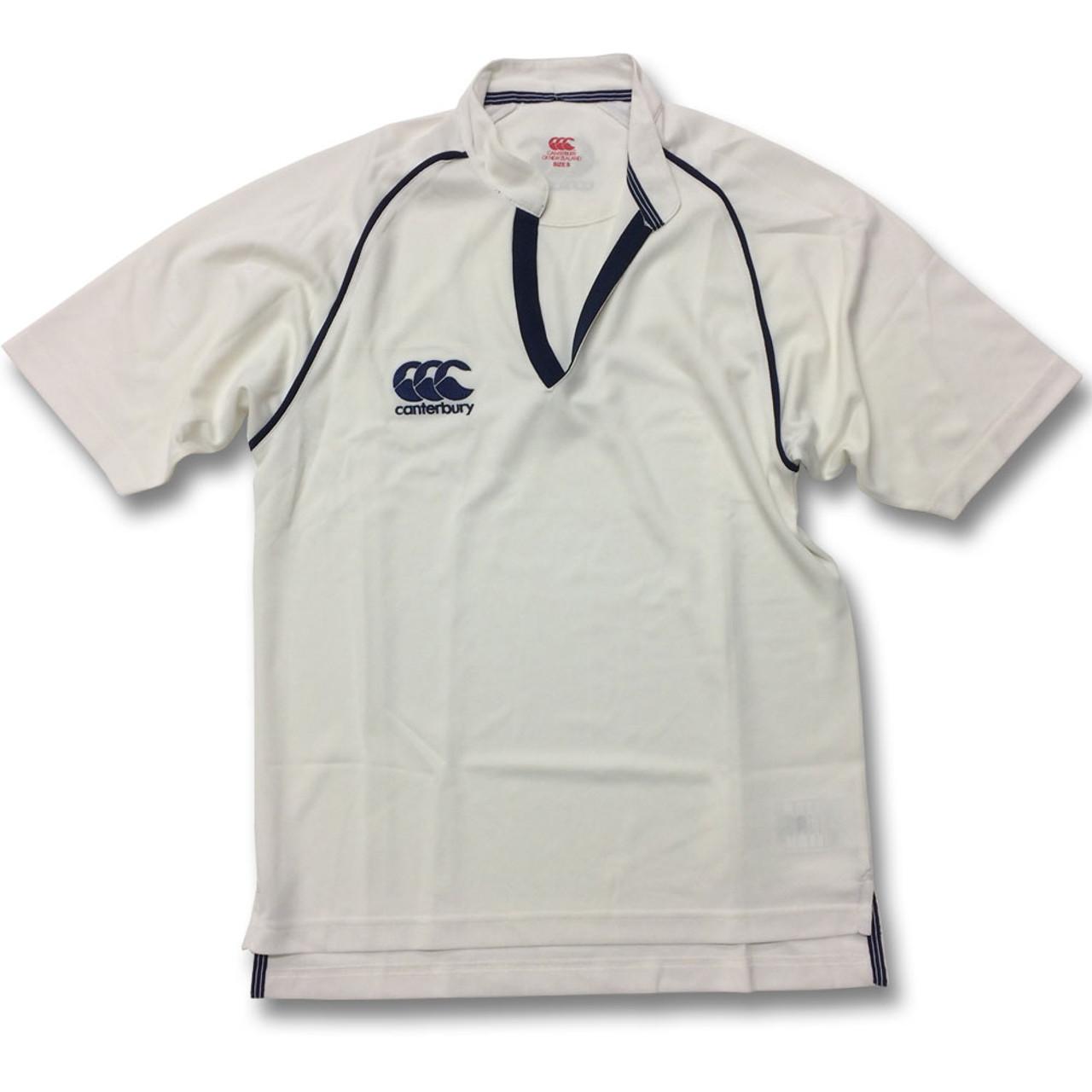 Canterbury Pro Junior Cricket Trousers Cream