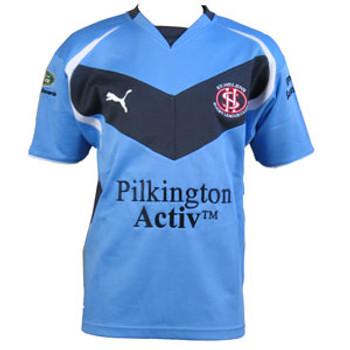 PUMA st helens rugby league away rugby shirt [sky]