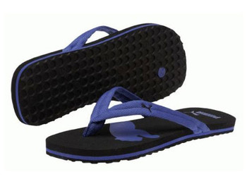 PUMA Basic Flip Flops [blue/black]
