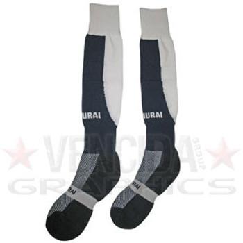 SAMURAI tri nations socks [navy/white]