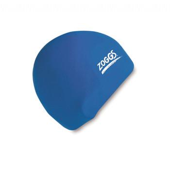 ZOGGS Silicone Swim Cap