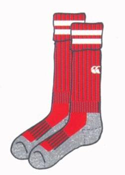CCC performance socks [red]