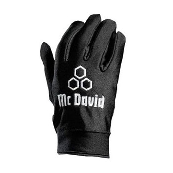 McDavid Cold Weather Gripper Football Gloves [black]