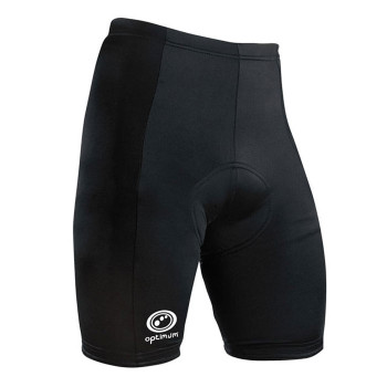 Optimum 8 Panel Cycling Shorts [black]