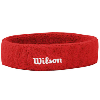Wilson Headband [red]