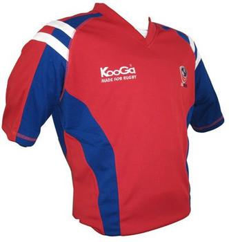 KOOGA usa home rugby shirt 07/08