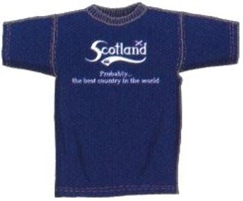 CCC scotland - the best t-shirt