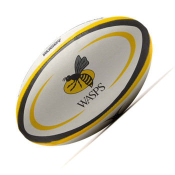 GILBERT London Wasps Mini Rugby Ball