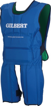 GILBERT body armour contact training suit