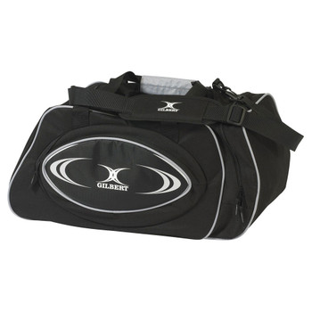GILBERT club player rugby holdall [black]