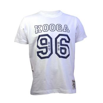 KOOGA Est'96 t-shirt [white]