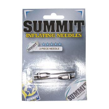 SUMMIT inflating needles superior [2 pack]