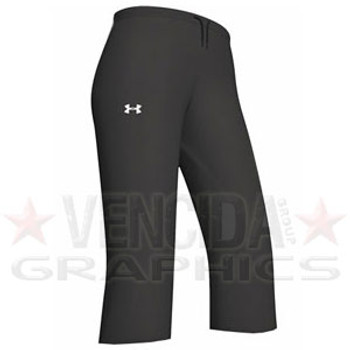 UNDER ARMOUR heatgear ladies capri tight [black]