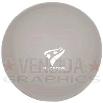 RUCANOR gym ball 65cm [silver]