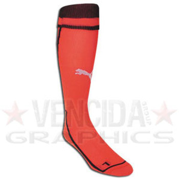 Puma V1.08 Rugby Socks [red]