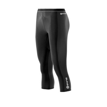 SKINS S400 Women's Thermal Compression ¾ Tights [black]