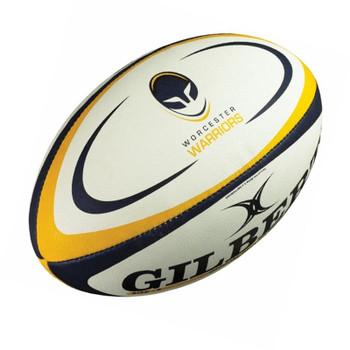GILBERT worcester warriors mini rugby ball