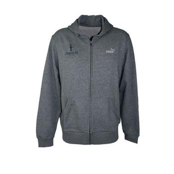 Puma America's Cup Men's Full Zip Hoody [grey]