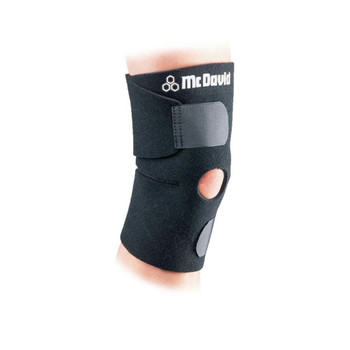 McDAVID Open Patella Knee Wrap 409R