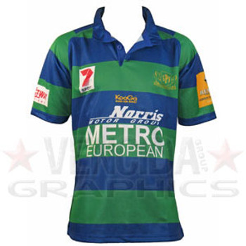 KOOGA GPS premier home rugby shirt