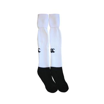 CCC team rugby sock senior [white/black]