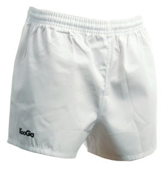 KOOGA murrayfield rugby shorts senior [white]