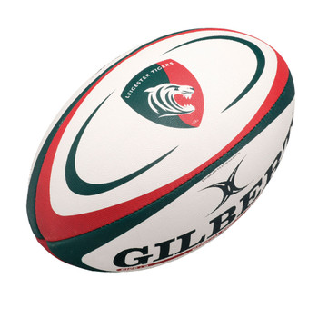 GILBERT leicester tigers mini rugby ball