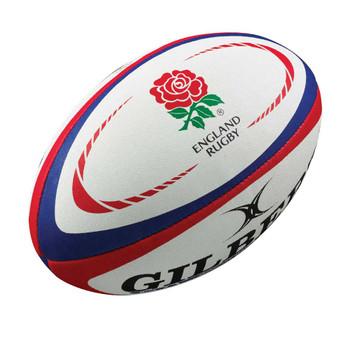 GILBERT england replica rugby ball