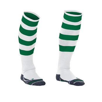 STANNO Original Hooped Socks [white/green] junior